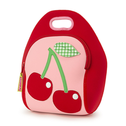 Dabbawalla Cherry Washable Lunch Bag