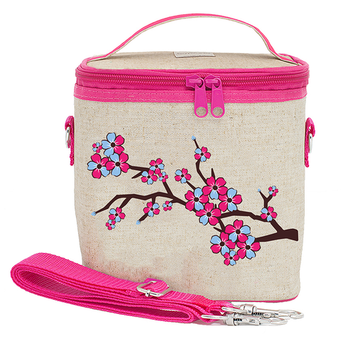 SoYoung Large Cooler Bags: Cherry Blossom