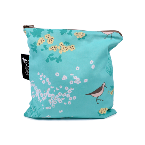 Colibri Large Reusable Snack Bag - Coastal