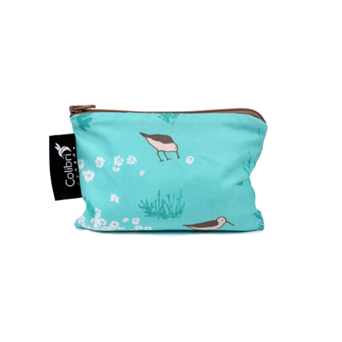 Colibri Small Reusable Snack Bag - Coastal
