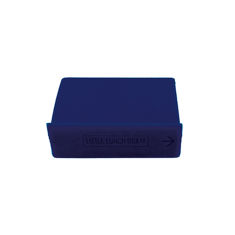 Little Lunch Box Co. Silicone Divider - Dark Blue