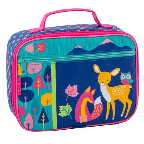 Stephen Joseph WOODLAND Classic Lunch Box