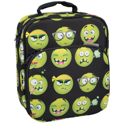 Bentology Insulated Lunch Tote: Emoji