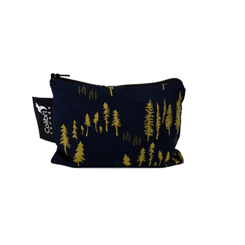 Colibri Small Reusable Snack Bag - Forest