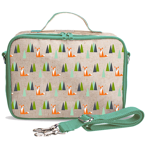 SoYoung Lunch Box: Olive Fox