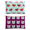 Bentology Bento Cool Pack (2 Pack): Kitty & Fox