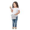 Bumkins Large Reusable Snack Bag: Hearts