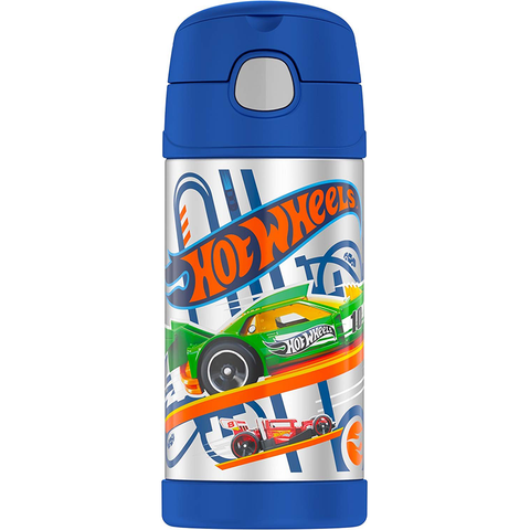 Thermos FUNtainer Bottle: Hot Wheels