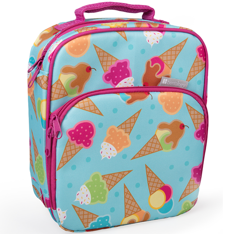 Bentology Insulated Lunch Tote: Ice Cream