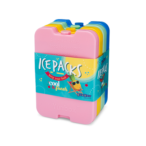 Yumbox Gelato Ice Packs (4 Pack)