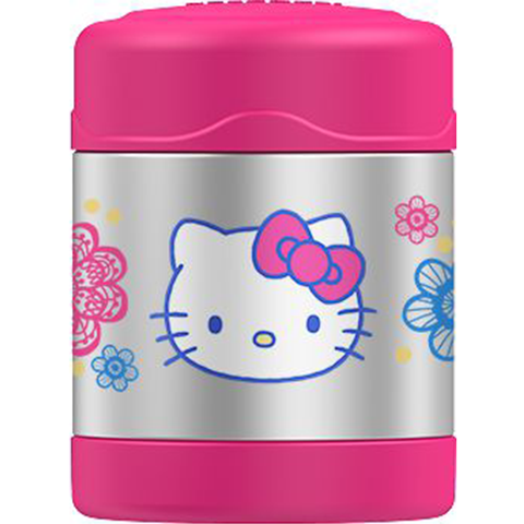 Thermos FUNtainer Food Jar: Hello Kitty Doilies
