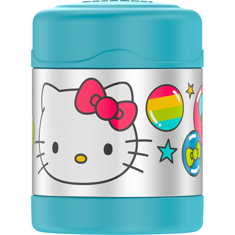 Thermos FUNtainer Food Jar: Hello Kitty Bubbles