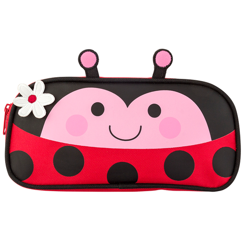 Stephen Joseph LADY BUG Pencil Pouch