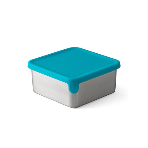 Big Square Dipper (12.3oz) for PlanetBox Launch and Shuttle: Teal
