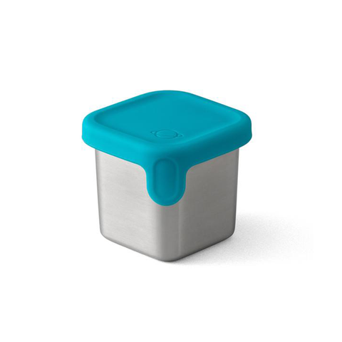 Little Square Dipper (2.4oz) for PlanetBox Launch and Shuttle: Teal