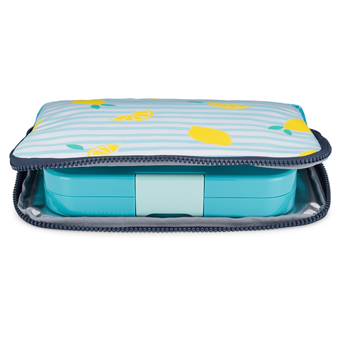 POCHE Insulated Yumbox Sleeve: Amalfi Lemons