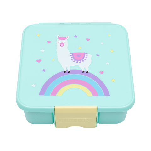 LIttle Lunch Box Co. Bento Five: Llama