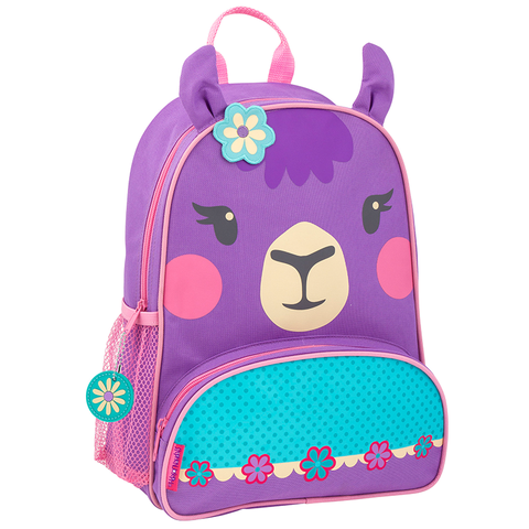 Stephen Joseph LLAMA Sidekick Backpack