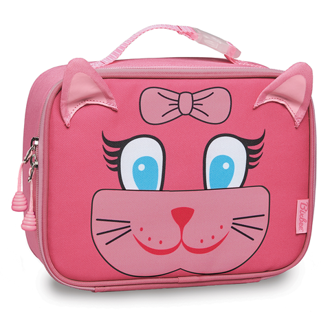 Bixbee Insulated Lunchbox: Kitty