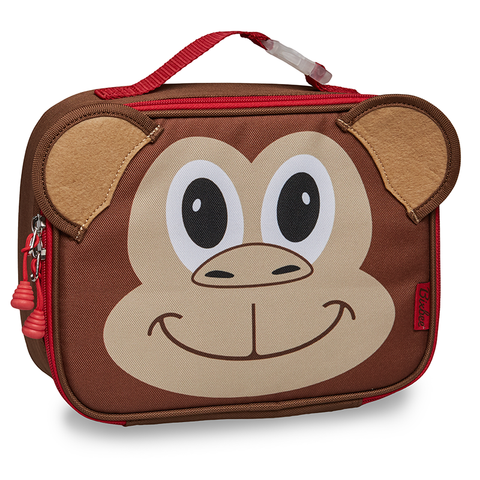 Bixbee Insulated Lunchbox: Monkey