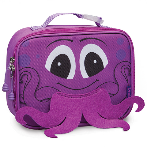 Bixbee Insulated Lunchbox: Octopus