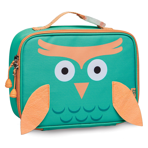 Bixbee Insulated Lunchbox: Owl