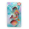 Handstand Kitchen Mermaid Cookie Cutters (2 Pieces)