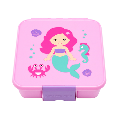 Little Lunch Box Co. Bento Three: Mermaid