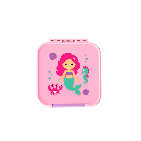Little Lunch Box Co. Bento Two (Snack Size): Mermaid