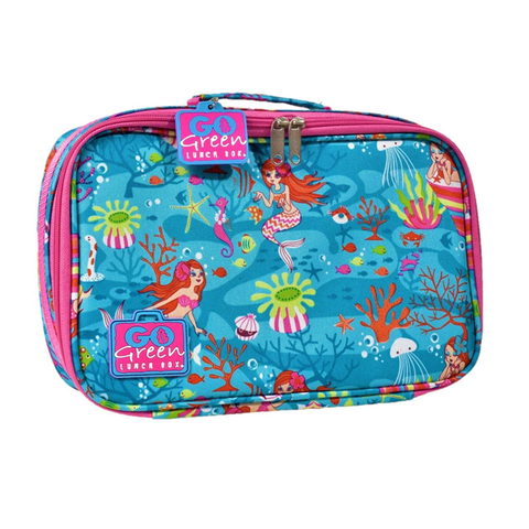Go Green Insulated Carrying Case: Mermaid