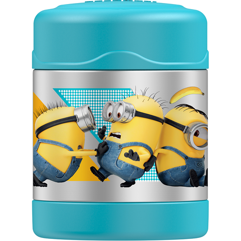 Thermos FUNtainer Food Jar: Despicable Me 3 Minions