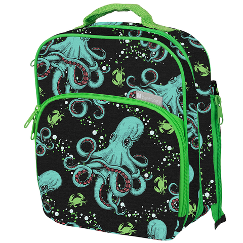 Bentology Insulated Lunch Tote: Octopus