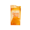 Drink-in-the-Box 8oz Reusable Drink Box: Orange