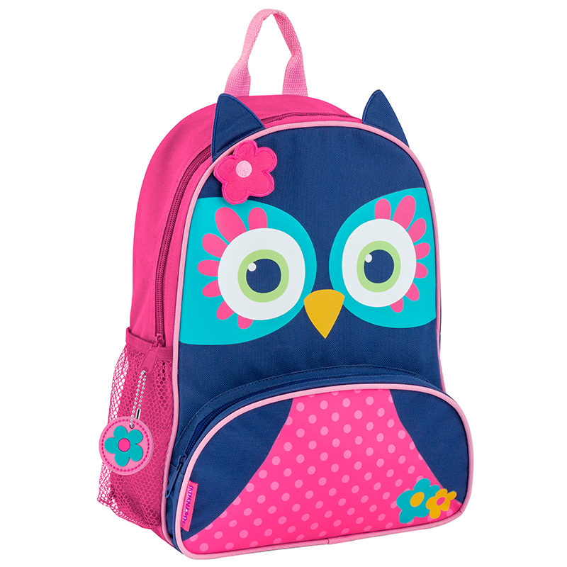 Stephen Joseph OWL Sidekick Backpack - CuteKidStuff.