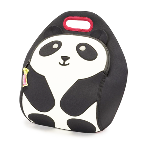 Dabbawalla Panda Bear Lunch Washable Lunch Bag