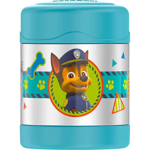 Thermos FUNtainer Food Jar: Paw Patrol Aqua