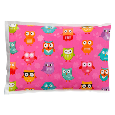 Bentology Bento Cool Pack - Pink Owl