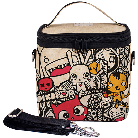 SoYoung Large Cooler Bags: Special Edition | Pixopop Pishi and Friends