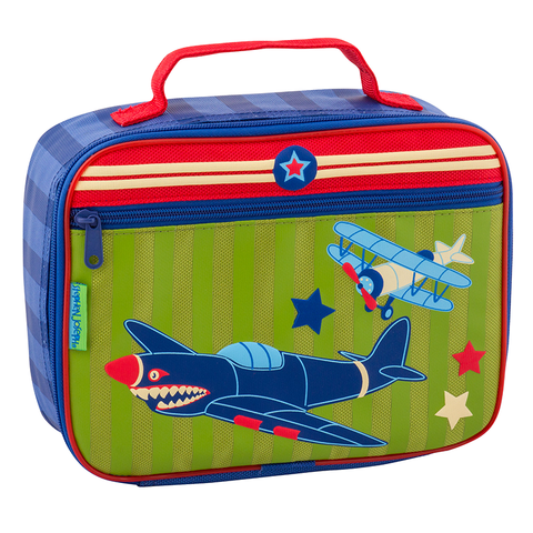Stephen Joseph AIRPLANE Classic Lunch Box