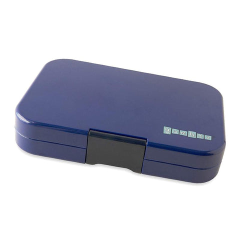 Yumbox Outer Box Only: Portofino Blue Tapas