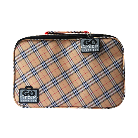 Go Green Insulated Carrying Case: Prepster