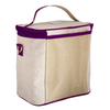 SoYoung Large Cooler Bags: Purple Dandelion