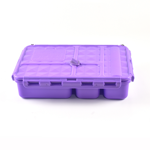 Go Green Snack Box: PURPLE