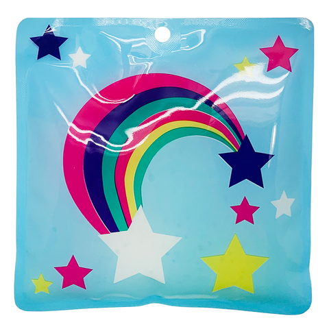 So-Mine Reusable Ice Sheets: Rainbow