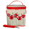 SoYoung Large Cooler Bags: Red Poppy