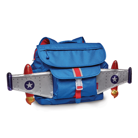 Bixbee Backpack: Rocketflyer (Medium)