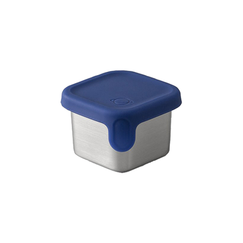 Little Square Dipper (1.75oz) for PlanetBox Rover: Dark Blue