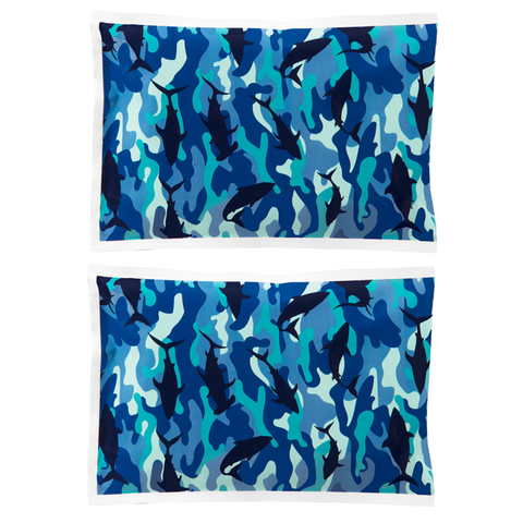 Bentology Bento Cool Pack (2 Pack): Shark Camo