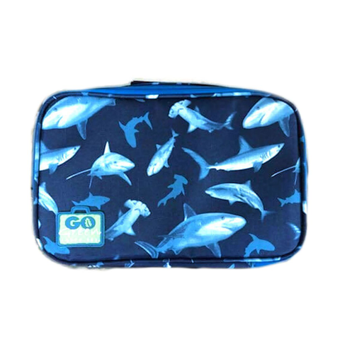Go Green Insulated Carrying Case: Shark