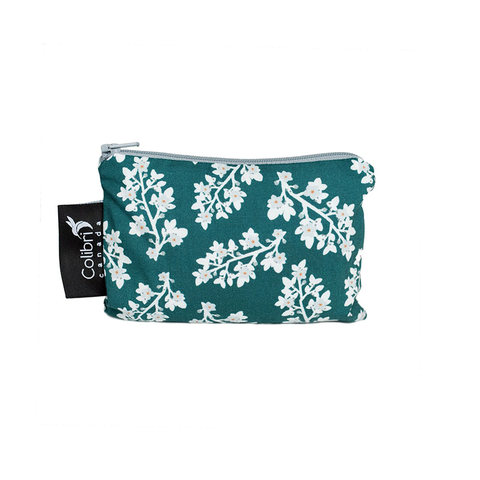 Colibri Small Reusable Snack Bag - Bloom
